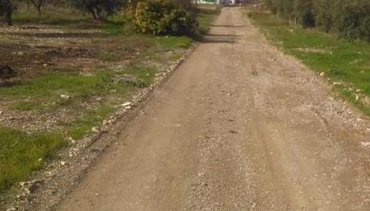 Manteniment de camins rurals 2018