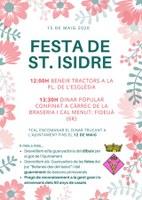FESTA SANT ISIDRE 2020